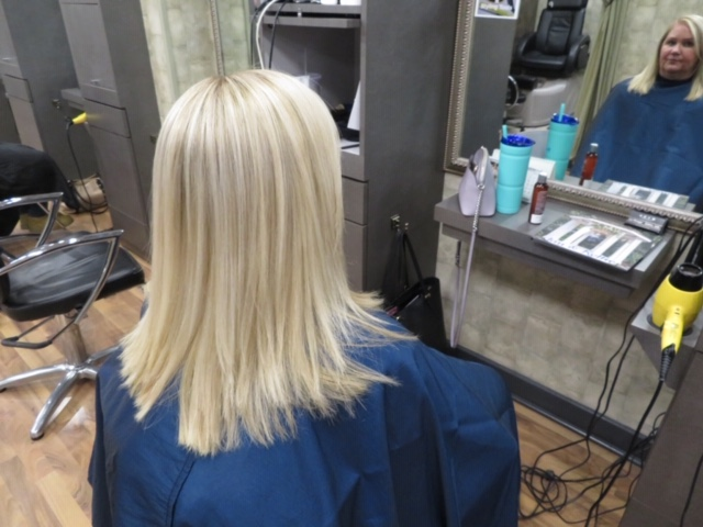 Hair Salon Montgomery County, PA Services nail salon haircut lansdale